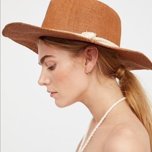 "Free People ""Summer Breeze"" hat, NWT!"